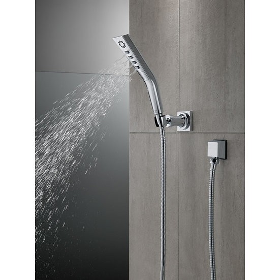 PIVOTAL H2Okinetic 3-Setting Wall Mount Hand Shower