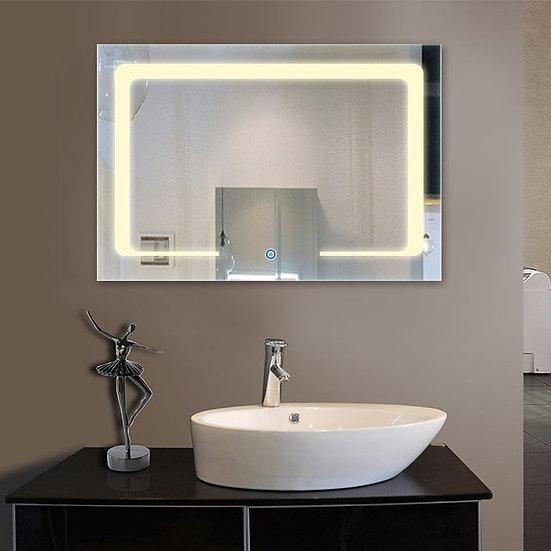 36 x 28 Inch LED Bathroom Mirror