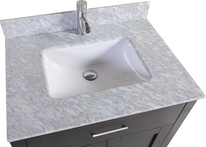 30 In. Freestanding Bathroom Vanity