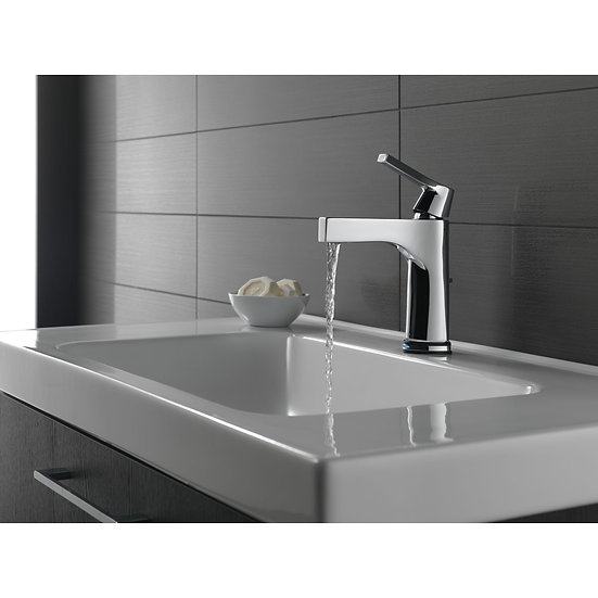 ZURA Single Handle Bathroom Faucet-Touchless