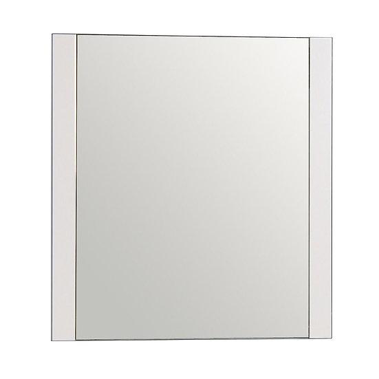 """30"""" Melrose Mirror White"""