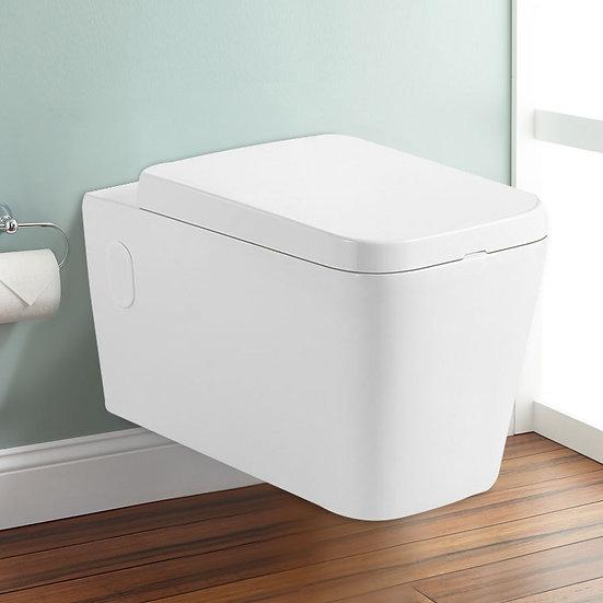 Wall Hung Toilet Bowl - White