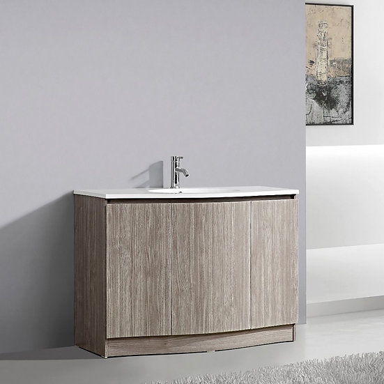 "48"" AURORA Single Sink Bathroom Vanity"