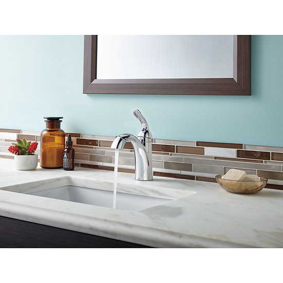 LAHARA® Single Handle Bathroom Faucet
