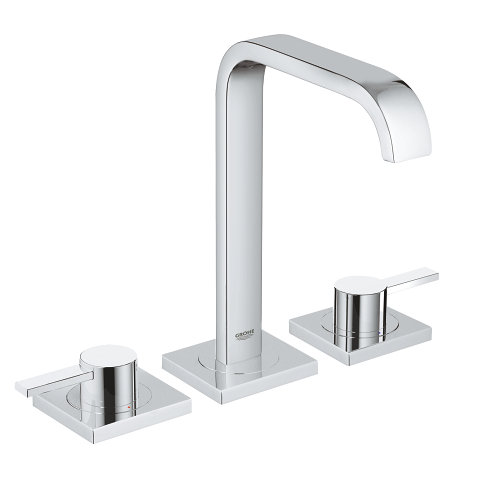 Allure By Grohe 8″ Widespread Two-Handle Bathroom Faucet M-Size