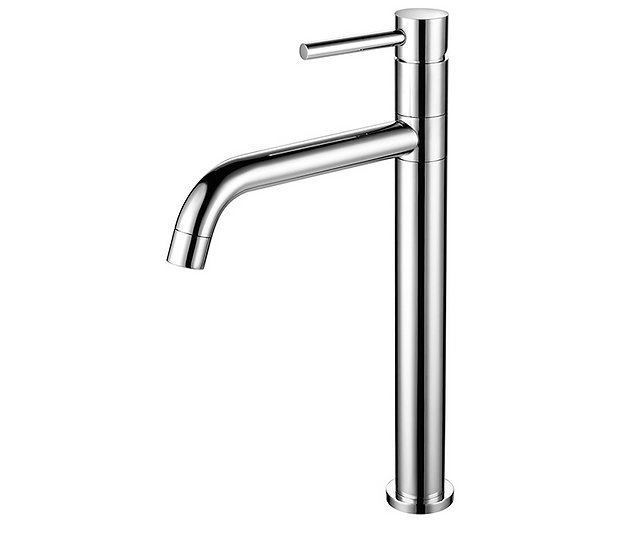 Acqua + Bango, Solid Brass single handle mixer, Chrome
