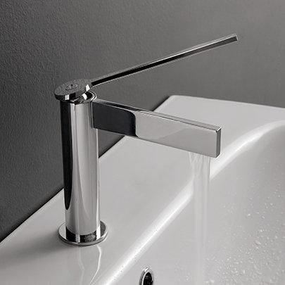 TIME By Aquabrass Single-Hole Lavatory Faucet
