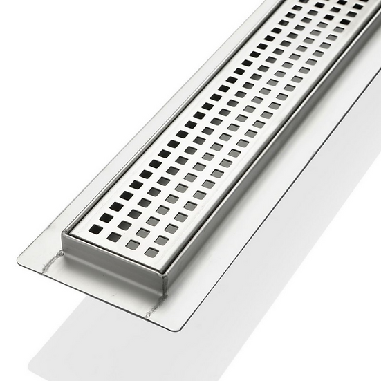LSI 48″ Stainless Steel Pixel Grate