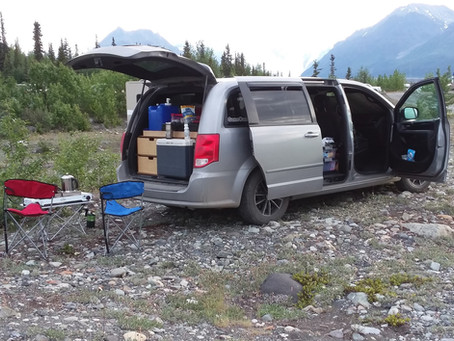 FIVE Reasons Why a Minivan Is Perfect for Van Life: Part FOUR