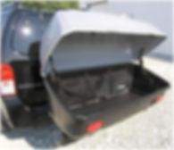 GoneCamper minivan camper