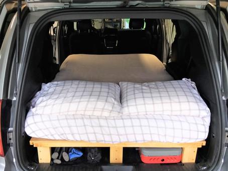 GoneCamper 2.0 Platform Bed