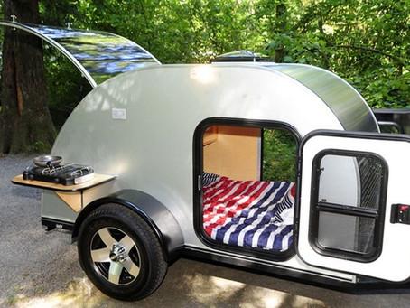 GoneCamper Beds for Teardrop Campers and Cargo Camper Conversions