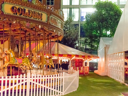 Liberty's Fun Fair Themed Summer Party