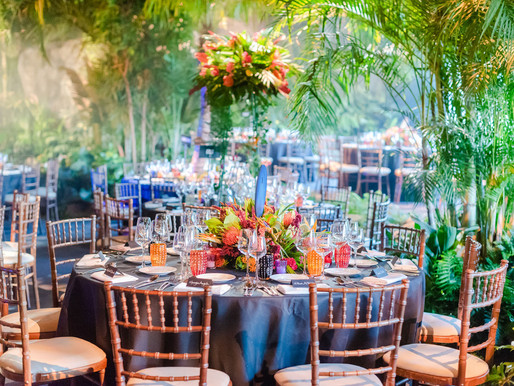 Take A Trip To A Costa Rican Jungle Themed Party