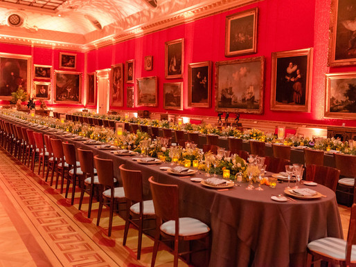 A Private Birthday Party At The Wallace Collection