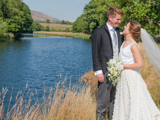 A Stunning Wedding In The Hills