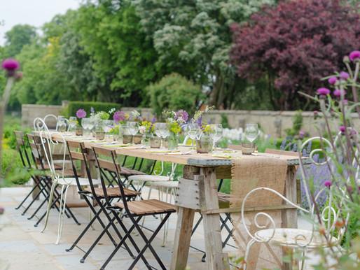A Surprise Party In An Idyllic Garden