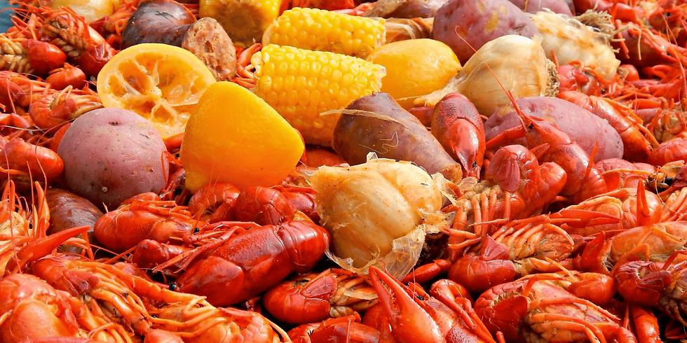 Second Annual Crawfish Boil-Yazoo City, MS