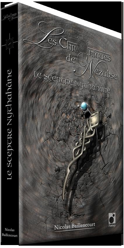 livre sceptre nythahane fantasy française