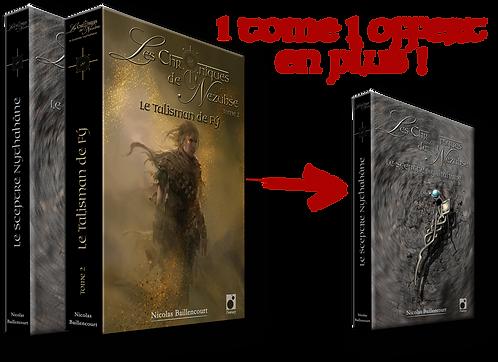 Coffret - Les Chroniques de Nezubse vol.1 + vol.2