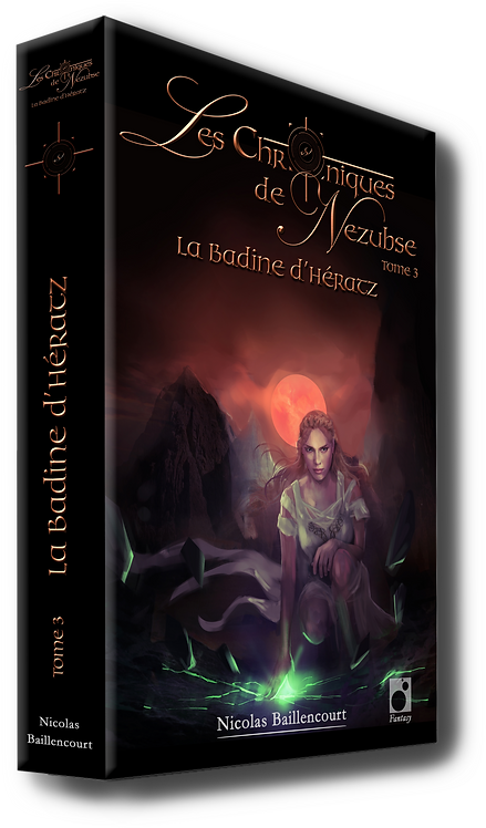 La Badine d'Hératz, troisième volet de la saga