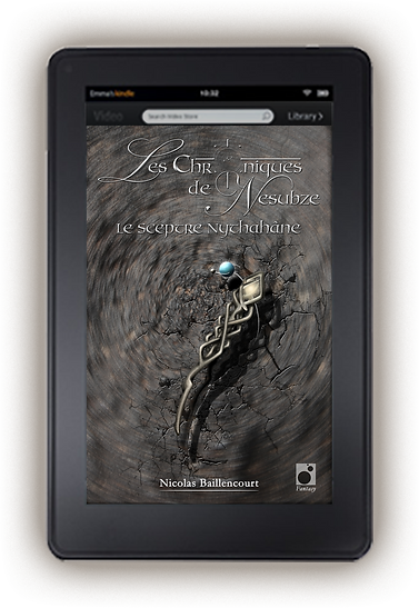 livre numérique fantasy française