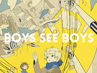 1st Full Album「BOYS SEE BOYS」コミケC93リリース