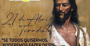 21 de Abril - Tiradentes