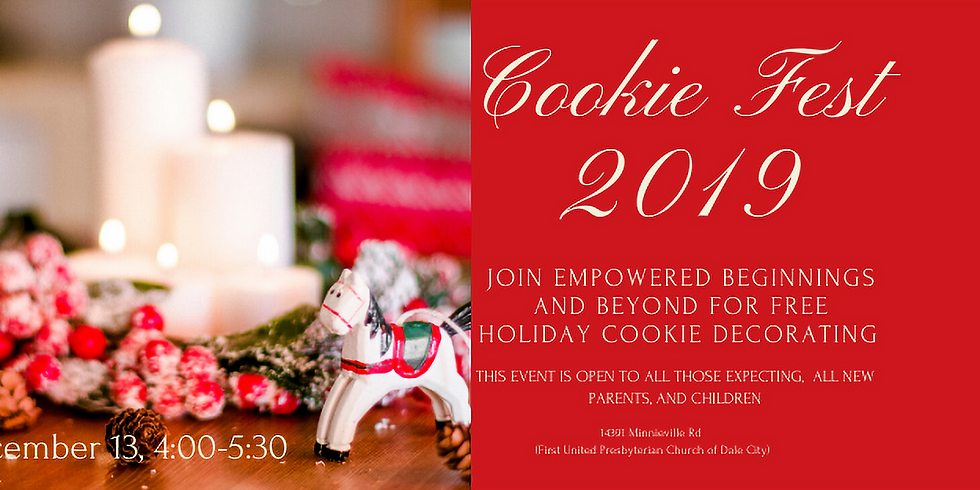 Cookie Fest 2019