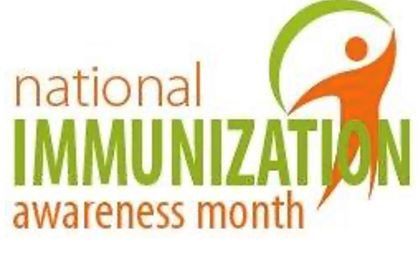 August is National Immunization Awareness Month.