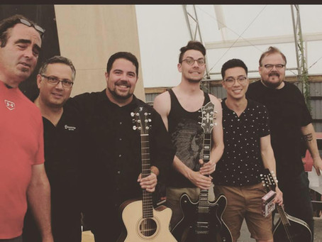 What it Means to Me to Win the Canadian Fingerstyle Guitar Competition