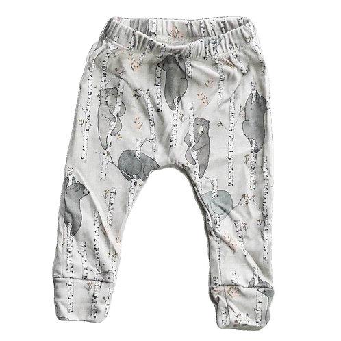 Organic Pants - Bear