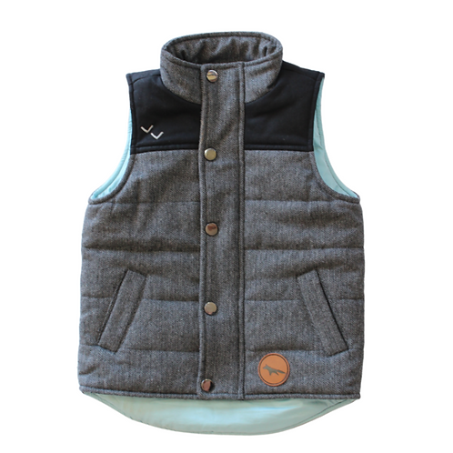 Eco Friendly Puffer Vest