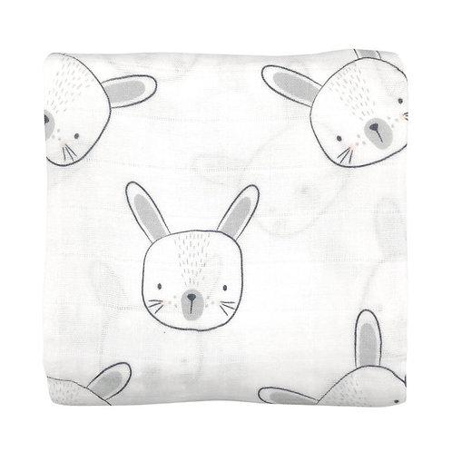 Muslin Wrap - Bunny