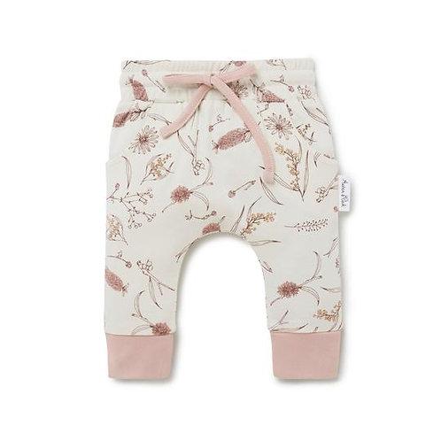 Harem Pants - Native Flora
