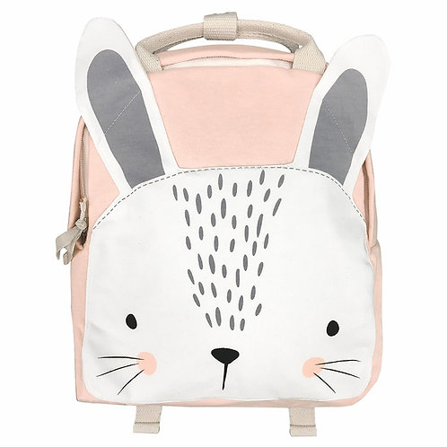 Backpack - Pink Bunny