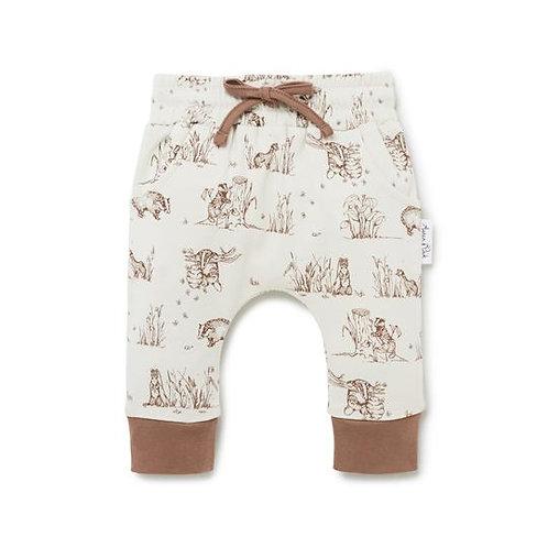 Harem Pants - Badger