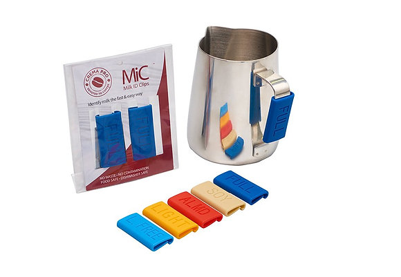 Milk Identification Clips - Pack of 2