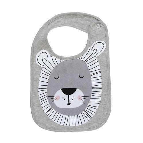 Animal Bib - Lion