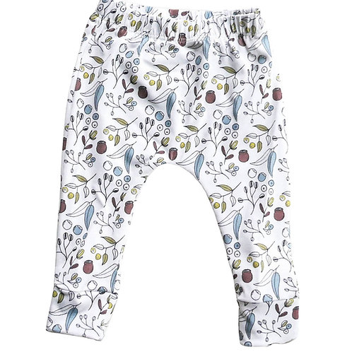 Organic Pants - Botanical
