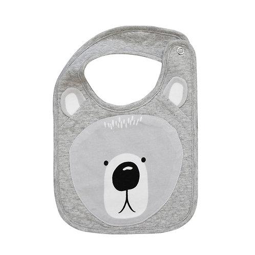 Animal Bib - Bear