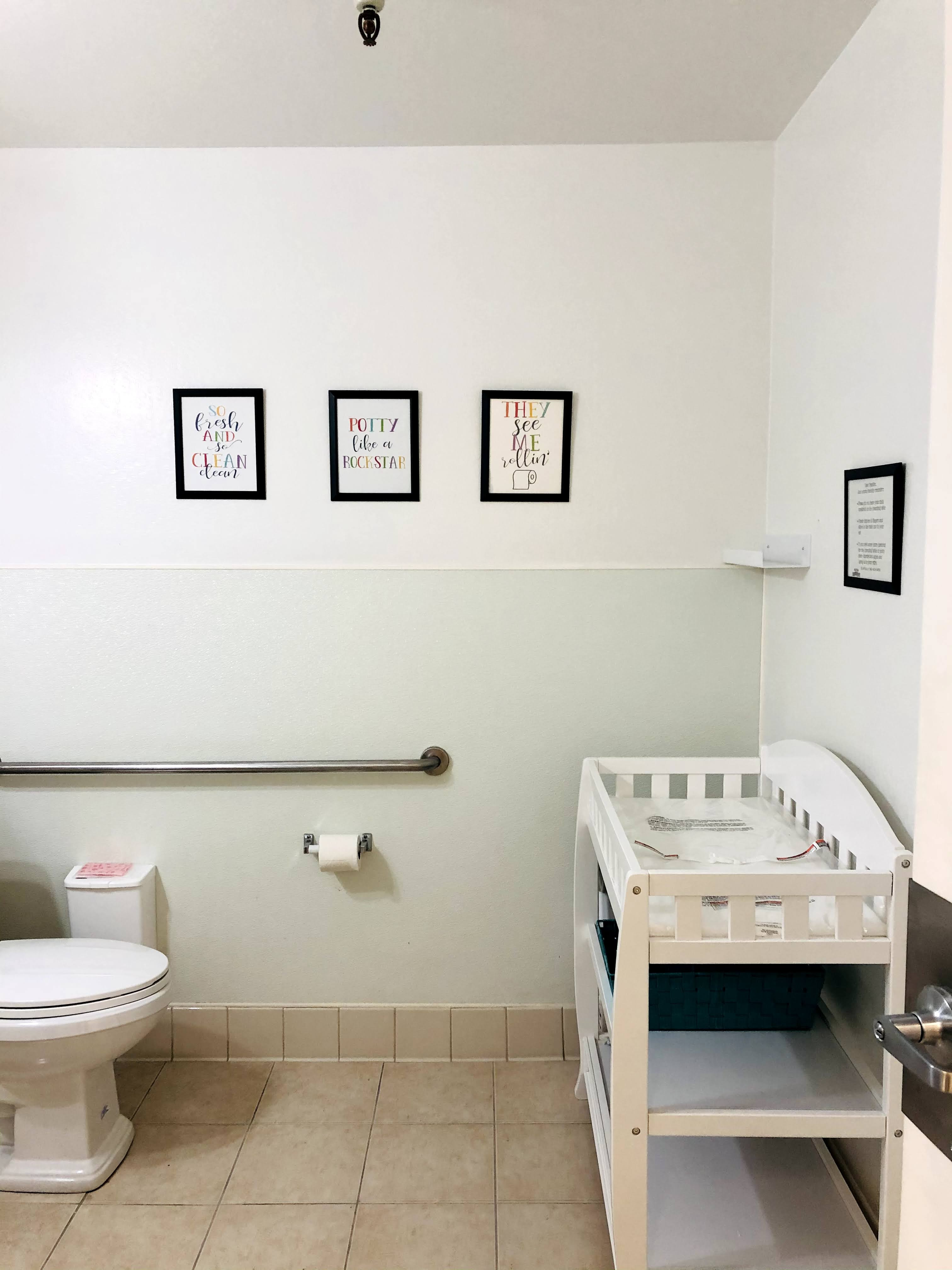 2 Family Style Bathrooms
