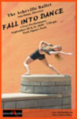 Asheville Ballet - Fall Poster Hi-res.jp