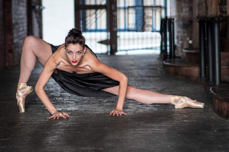 Dancer: Rebecaa O'Quinn