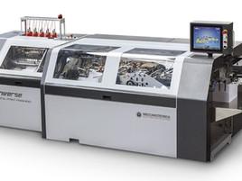 MT Universe, book sewing is the auto sheet-fed solution for fast & versatile digital book production