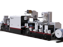 Mark Andy has announced the launch of its latest production inkjet press, Digital Series iQ.
