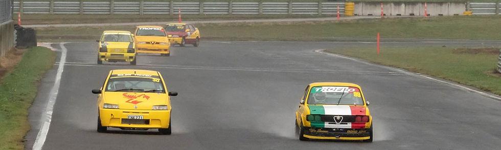 Trofeo Series Rules for Car Racing