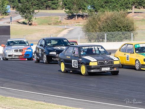 Trofeo Series Car Racing