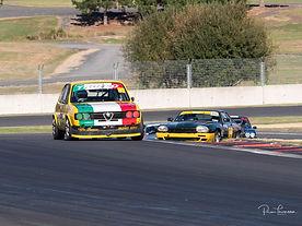 Alfa Romeo car racing in Trofeo Series