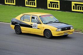 Trofeo Alfa Romeo Car
